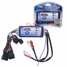 PAC AOEM-GM1416 Amplifier Integration Interface for Buick Cadillac Chevrolet GMC