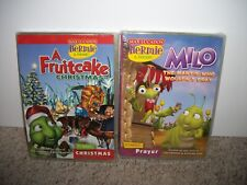 Hermie & Friends - A Fruitcake Christmas & Milo-The Mantis Who Wouldn't Pray New