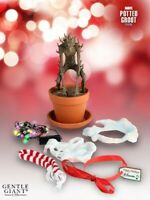 Gentle Giant Marvel Guardians of the Galaxy Potted Groot Holiday Statue New