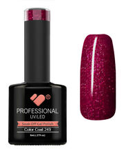 249 VB™ Line Burgundy with Gold - UV/LED soak off gel nail polish
