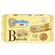 Baiocchi Mulino Bianco Biscuits Crème Noisettes Cacao 6 Portions Par 6 Biscuits