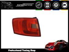 TAIL LIGHT LEFT VT672L VW JETTA 4 2010 2011 2012 2013 2014 RED