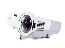 Epson PowerLite 410W Short-Throw Projector HD 1080i bundle