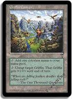 4 Griffin Canyon - Land Visions Mtg Magic Rare 4x x4