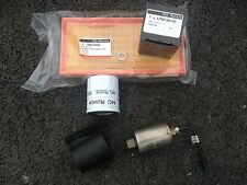 GENUINE MG ROVER MGF TF FILTER SERVICE KIT AIR OIL FUEL FILTERS SUMP PLUG WASHER