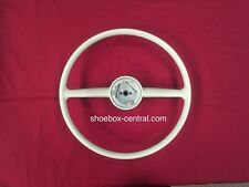 1949 1950 49 50 Ford Shoebox Steering Wheel Brand New
