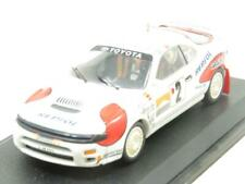 Trofeu Diecast 047 Toyota Celica 4x4 TTE M Carlo 1992 Sainz 1 43 Scale Boxed