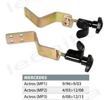 2x Additional Truck Door Locks Security Anti-Theft MERCEDES ACTROS MP1 MP2 MP3