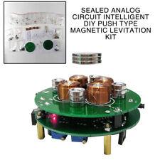 DIY Push Type Magnetic Levitation Kit (parts) of Analog Circuit Intelligent New