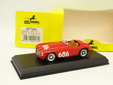 Art Model 1/43 - Ferrari 166 MM Mille Miglia 1950 N°656