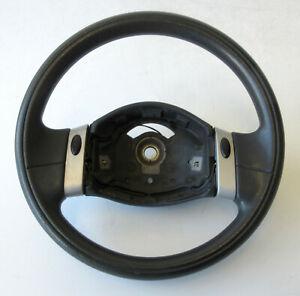 Genuine Used MINI 2 Spoke Black Steering Wheel - R50 R52 R53 #29