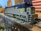 HO Scale Atlas U33C DCC Ready Diesel Locomotive DELAWARE & HUDSON well detailed