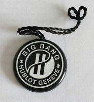 Tag HUBLOT GENEVE Hangtag BIG Bang 44 301.SB.131.RX Etiquette Horloge Showcase