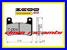 4 Pastiglie freno anteriori ZCOO EX 45T00400 SUZUKI GSX-R 600 750 1000 KAWASAKI