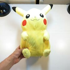 POKEMON PIKACHU PLUSH BACKPACK 2011 Zip up Compartment Animations