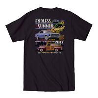 2017 Cruisin Endless Summer official car show t-shirt black Ocean City MD