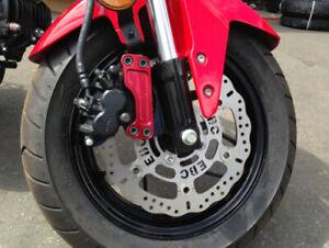EBC Oversize Brake Rotor Kit - OS1183C for 13-14 Honda Grom MXS125 Applications