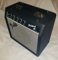 FENDER SIDEKICK 10 Rare Made In Japan 80's Amp Amplifier Japanese