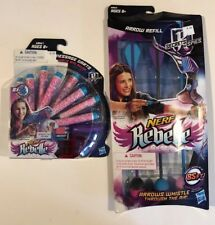 Nerf Rebelle Message Darts & Arrows HASBRO Toy NEW