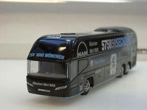 """Rietze Neoplan Cityliner """"1860 München"""" Bundesliga - 63985 - 1:87"""