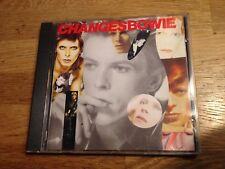 "DAVID BOWIE ""CHANGES"" 1990 CD 18 TRACKS CD ALBUM SOUND+VISION EMI RECORDS UK OOP"