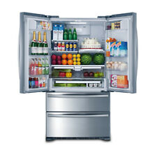 Kitchen Automatic Ice-maker 36 Inch Refrigerator with Counter Depth French Door