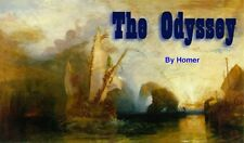 The Odyssey by Homer Unabridged Audiobook on 11 Audio CDs