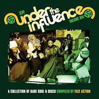 VARIOUS ARTISTS - UNDER THE INFLUENCE VOL.6 COMPILED BY FAZE ACTION [VINYL]