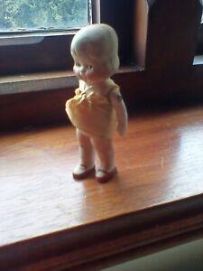 antique kewpie type doll