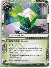 Android Netrunner LCG - 1x #017 Mind's Eye - Reign and Reverie