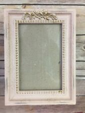 Sheffield Home Enchanted Accessories Pink Gold  Frame 4x6 Shabby Chic