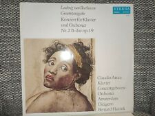 Eterna 825543 Beethoven Gesamtaus. 9 Klavier Arrau Haiink
