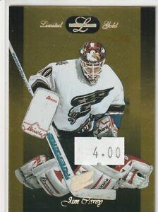 JIM CAREY 1996-97 LEAF LIMITED *GOLD* #16
