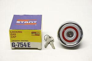 NOS Stant G-754E Locking Gas Cap AMC Chevrolet Ford Jeep Mopar VW 1970-80
