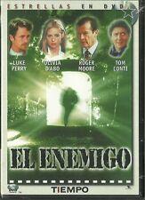 El Enemigo.Tom Kinninmont.Luke Perry,Olivia d'Abo,Roger Moore,Horst Buchholz.