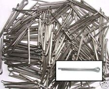 Mixed Stainless Steel Split Pins / Cotter Pins x200