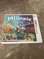 Miitopia (Nintendo 3DS, 2017) - Fast Free Shipping