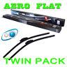21/18 Inch Aero Flat Windscreen Wipers Blades Washer Fiat Punto Mk2 99-05