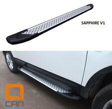 Marche-pieds latéraux Volkswagen Touareg 2003>2010, Sapphire V1 193cm EN STOCK