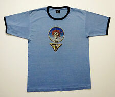 Grateful Dead Shirt T Shirt On The Road GD Kelley Mouse Bertha Poster Art 2004 L