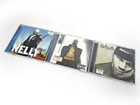 Nelly - Sweat, Country Grammer, Nellyville - Bulk Lot Bundle CDs
