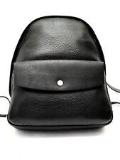 Skagen AFTEN schwarz Rucksack Backpack Leder SWH0141001