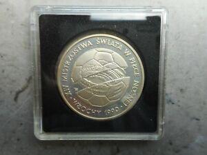 Polen, 500 Zloty, Noznel - Wlochy, 1990, Silber, original