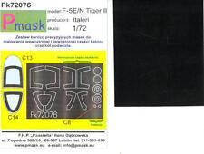 Model Maker 1/72 NORTHROP F-5E F-5N TIGER II Paint Mask Set for Italeri Kit