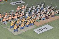 25mm renaissance / polish - infantry 38 infantry - inf (13105)