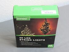 Eiiox Warm white 30 LED string lights decor indoor outdoor christmas easter  1