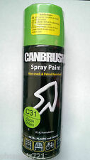 CANBRUSH High Quality Spray Paint 400ml Exterior Interior Metal Plastic Wood