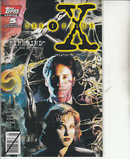 The X Files-Issue 5-Topps Comics  1995-Comic
