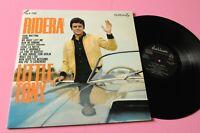 LITTLE TONY LP RIDERA' ORIGINALE 1966 EX COPERTINA LAMINATA !!!!!!!!!!!!!!!!!!