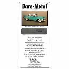 """Bare Metal Foil Company Bare-Metal Foil Sheet 11.75"""" X 6"""" CHROME"""